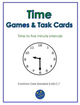 Time Games and Task Cards