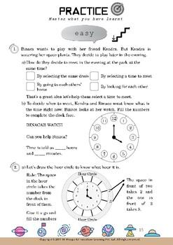 Time Grade 4