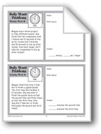 Time (Grade 4 Daily Word Problems-Week 10)