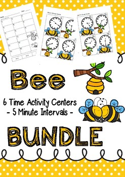 Time - Hour & 5 Minute Intervals BEE