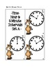 Time - Hour & 5 Minute Intervals BUNDLE