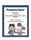 Time ( Hour- Half hour) Presidents Day Cats Meow