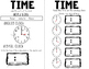 Time: Hour and Half-Hour