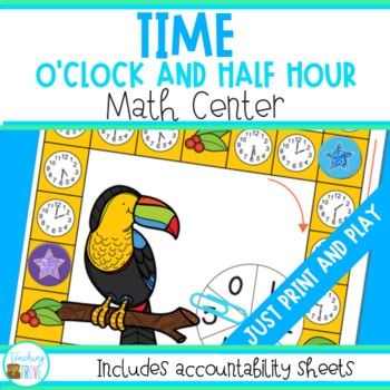 Time - Hour and Half Hour
