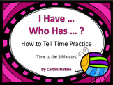 Time (I Have, Who Has?)