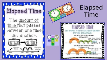 Time Intervals