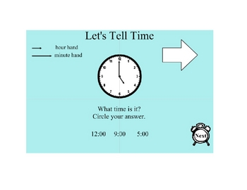 Time Introduction