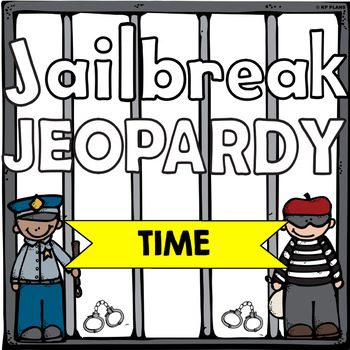 Time Jeopardy Review Game