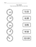 Time Jumble