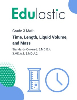 Time, Length, Liquid Volume, and Mass