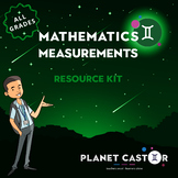 Measurement Kit | Time Length Mass Capacity Temperature To