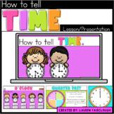 Time Lesson Presentation