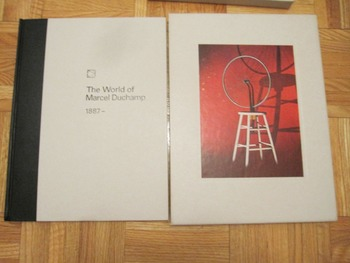 ART history Time Life Books Collection The World of Marcel Duchamp ARTIST