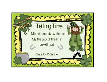 Time: Luck of the Irish
