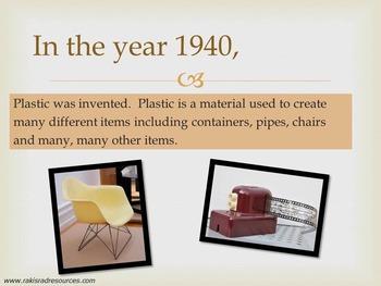 Time Machine: 1940 - Powerpoint Presentation