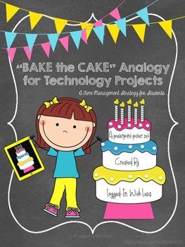 Time Management Analogy Poster Set for Digital Student Work