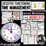 Time Management Packet - PDF and Google Slides (63 pages)