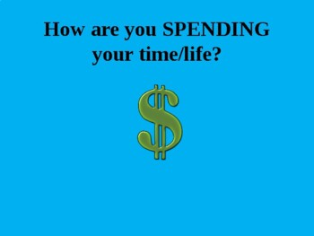 Time Management: Focusing on Your Life's Priorities!
