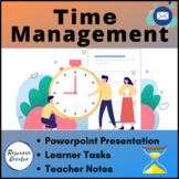 Time Management PowerPoint and Activities