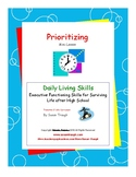 "DLS Mini-Lesson ""Prioritizing""  from Time Management Workbook"