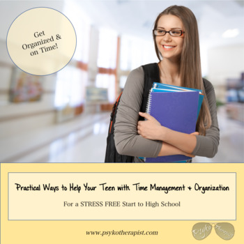 Time Management & Organization