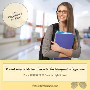 Time Management & Organization
