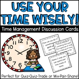 Time Management Task Cards