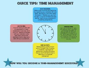 Time Management Rockstars