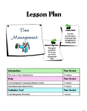 Time Management Skills Lesson