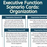 Organizational Skills Scenario Cards
