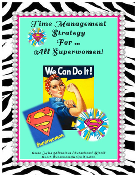 Time Management Strategy for All Superteachers!