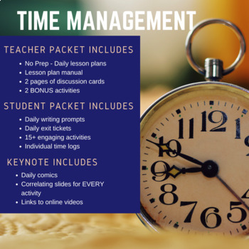 Time Management Unit