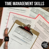 Time Management Unit: Goal-Setting and Proactive Planning Skills at School