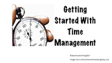 Time Management for Beginners
