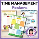 Time Management for Kids (Superhero Theme)