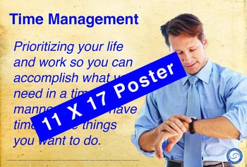Time Management Lesson and PowerPoint