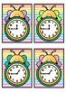 Time Match- Quarter To Spring Theme