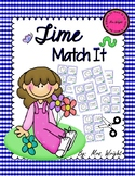 Time Match It Game