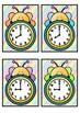 Time Match- O'clock Spring Theme