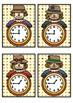 Time Match- Quarter To Autumn Theme