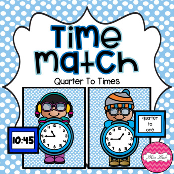 Time Match- Quarter To Winter Theme
