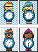 Time Match- Winter Theme BUNDLE