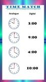Time Matching Analogue to Digital