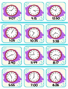 Time Matching with Clocks