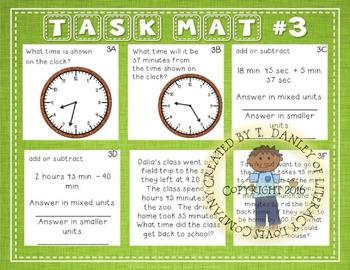 Time Math Center