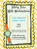 Time Math Centers- CCSS fun for 1st and 2nd Grades- 1.MD.3 & 2.MD.7