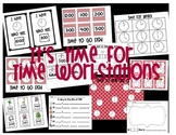 Time Math Workstations and Activities