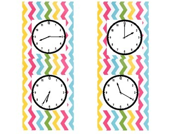 Chevron Time Memory Game