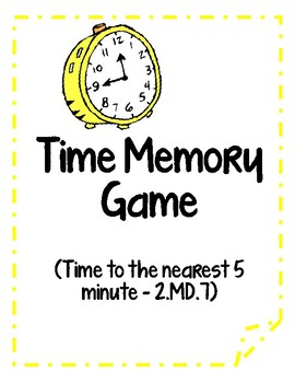 Time Memory Game