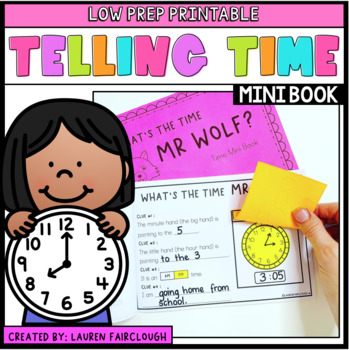 Time Mini Book